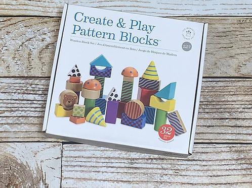 Pattern Blocks Create & Play