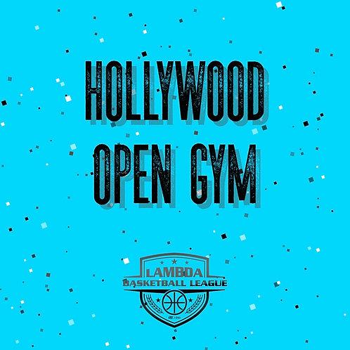Hollywood Open Gym Fee