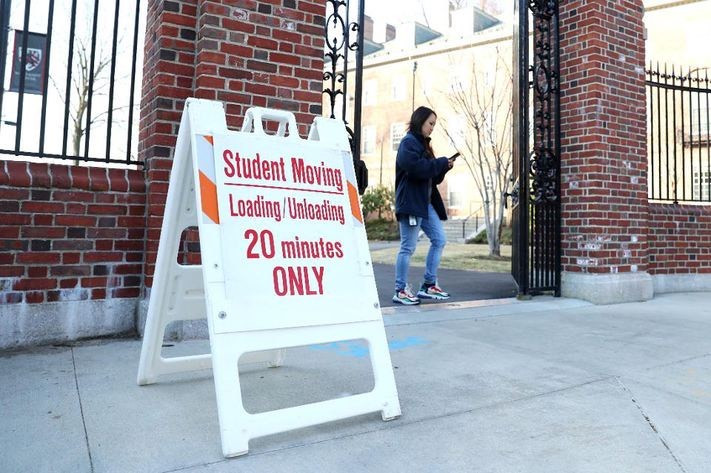 The college admissions process for rising seniors this year is anything but normal (Photo Credit: Forbes)