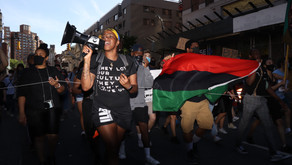 Black Lives Matter Protests Sweep Through New York City