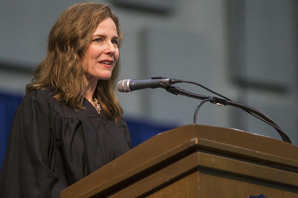 SCOTUS Nominee, Amy Coney Barrett (Photo Credit: Politico)