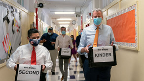 Reopening Schools in the Former Epicenter of a Pandemic