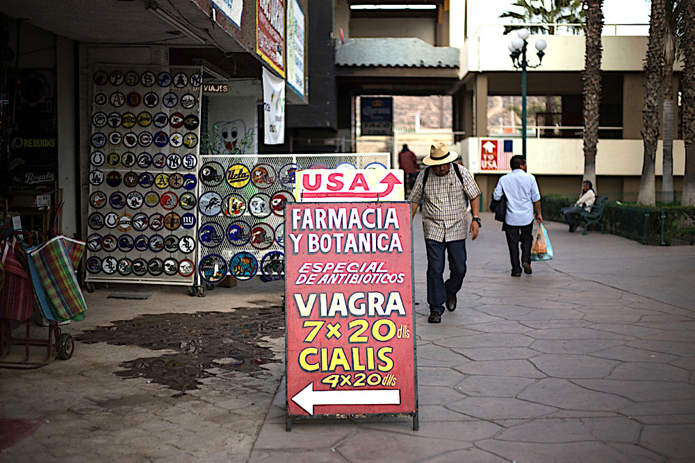Insulin is sold in Tijuana, Mexico for a fraction of the U.S. cost (Photo Credit: Escondido Grapevine)