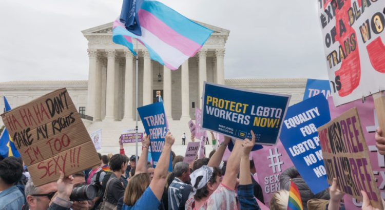 A victory for LGBTQ+ rights, but how was the decision made? (Photo Credit: Bill of Health)