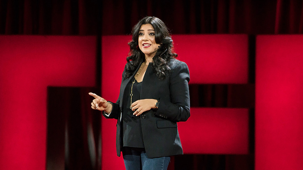 Founder of Girls Who Code, Reshma Saujani (Photo Credit: Time)
