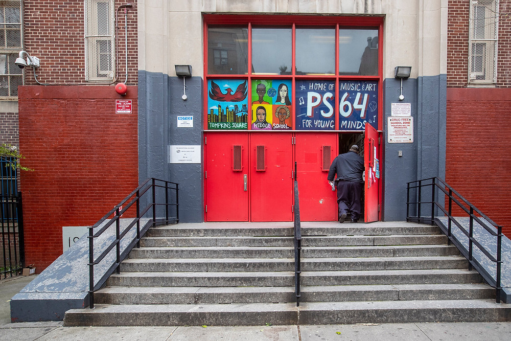 New York City's PS 64 (Photo Credit: The New York Times)