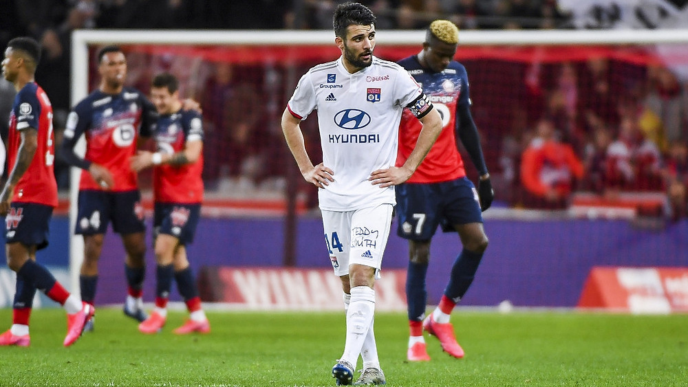 Lyon are set to miss out on participating in a continental competition for the first time since 1997 (Photo Credit: CGTN)