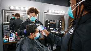 How a New York City Barbershop Is Coping with COVID-19