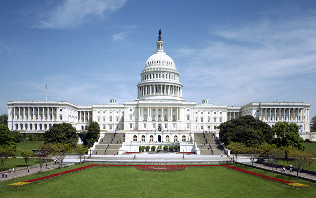 The US Capitol Building (Photo Credit: NPS)