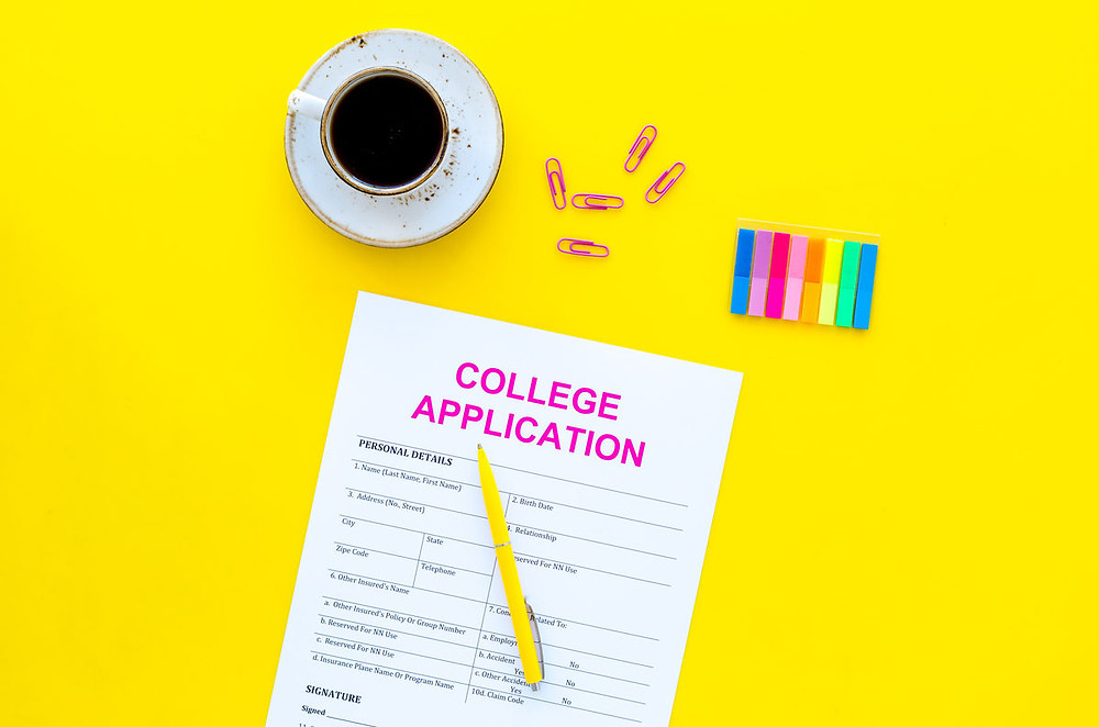 To what lengths do students go to build an appealing application? (Photo Credit: Niche)