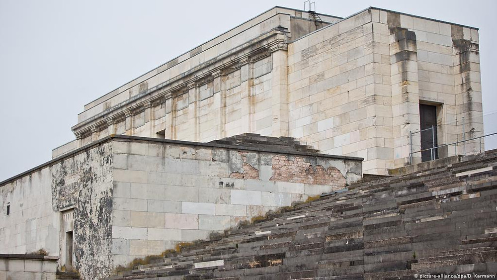An ex-Nazi rally ground in Nuremberg, Germany (Photo Credit: DW)