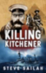 Killing Kitchener cover