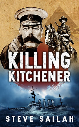 Killing Kitchener cover