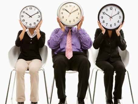 KODĖL sunku vertinti užduočių atlikimo laiką?
