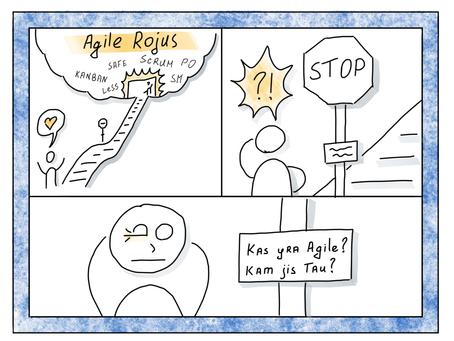 Agile sertifikatų žemėlapis. Bendrųjų Agile žinių mokymai ir sertifikatai (2)