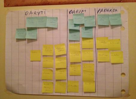 Ar įmanoma suplanuoti vestuves naudojant Agile projektų valdymą?