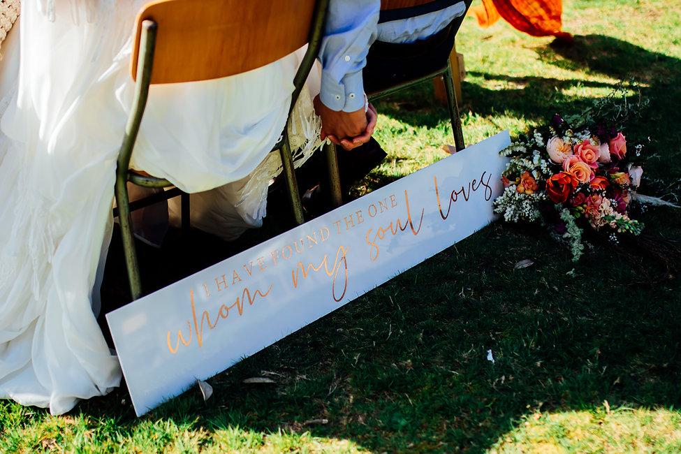 Wellington wedding planner