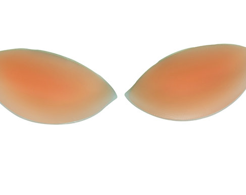 Crescent Shaped Silicone Bra Inserts