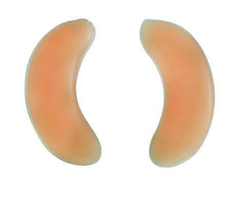 Kidney Shaped Silicone Bra Inserts