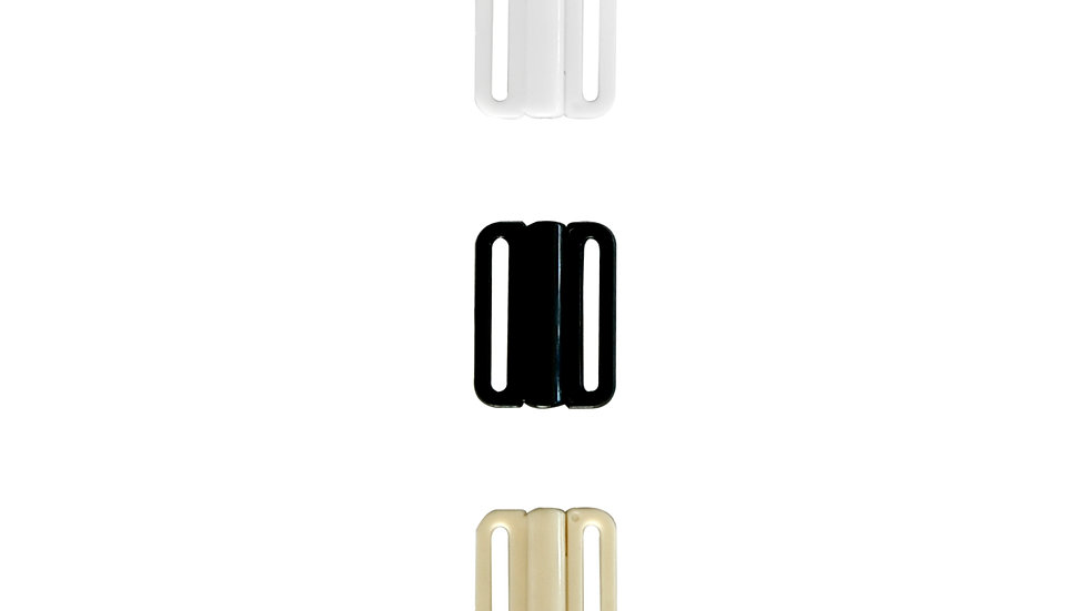 Slide Front Closure 3 Pack