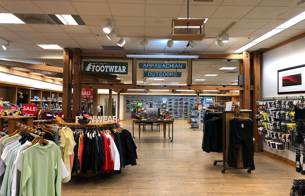 local, store, outdoor, shop, State College, Appalachian Outdoors, clothing