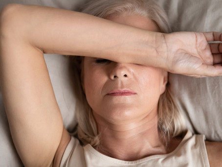 Menopause and Sleep: What You Need to Know