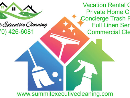 Summit Executive Cleaning — Summit County's Premier Cleaning Service.