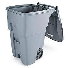 We offer On-demand, concierge trash removal