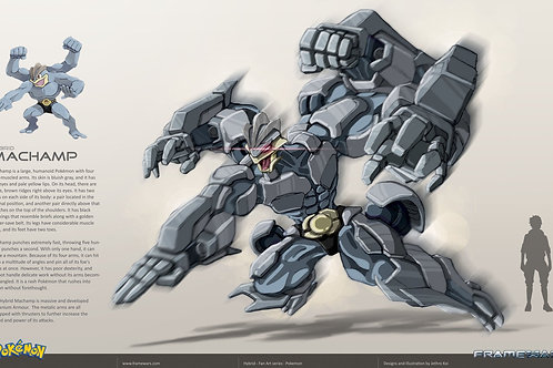 Mecha Machamp