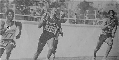Carlyle-Bernard-1985-Tesoro-Games-400m-I