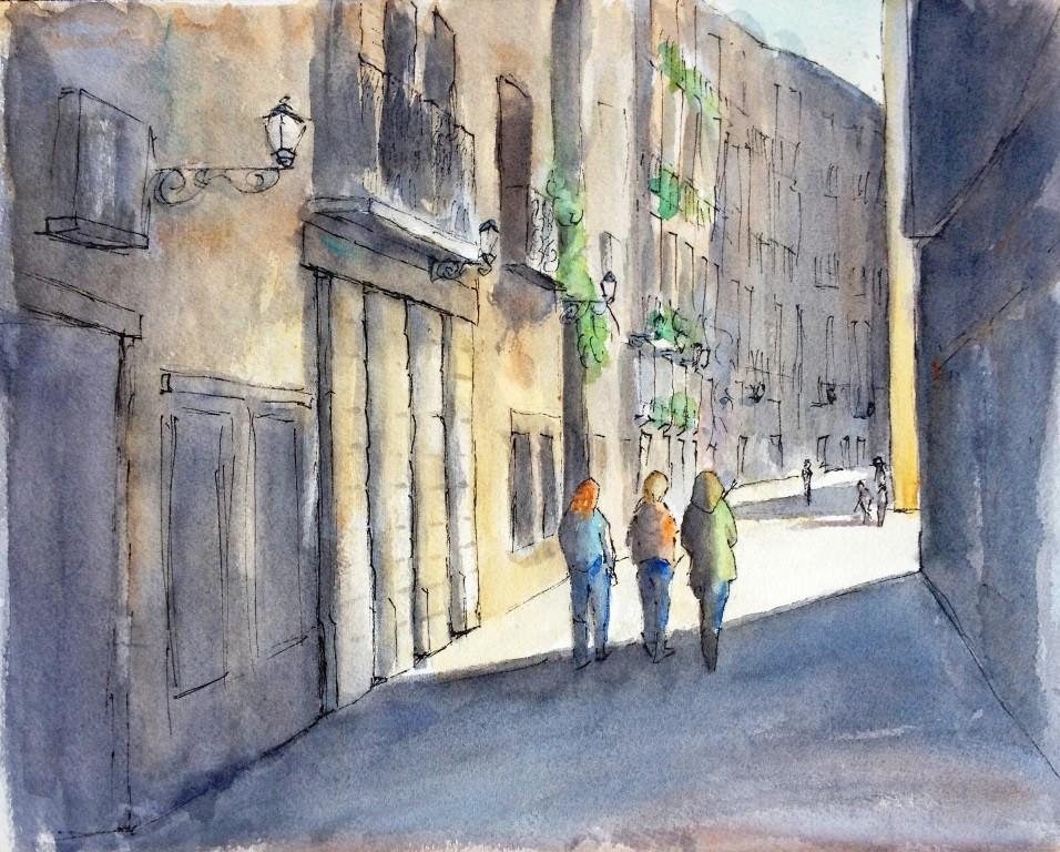Barcelona Backalley