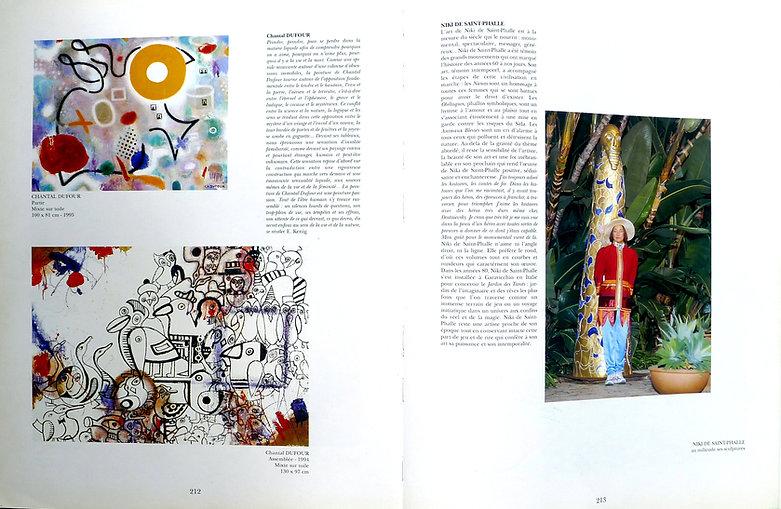 Livre Femmes artistes (Regards 1994)
