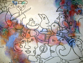 """Partie de campagne"", 2005"