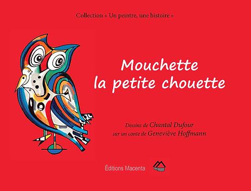 Mouchette, la petite chouette (couverture)