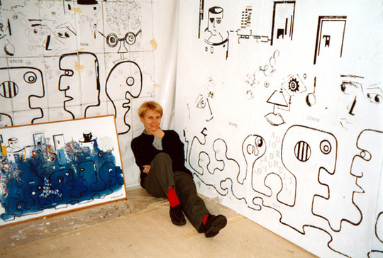Atelier, 1995