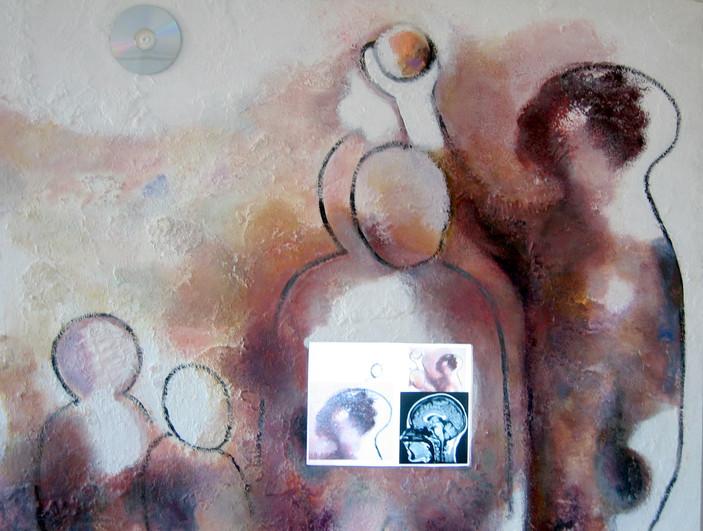 Homo Sapiens, détail, 2002-2003