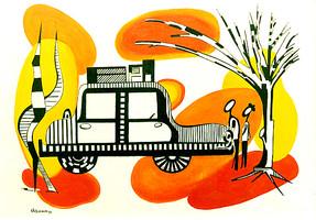 """La panne"", 1980"