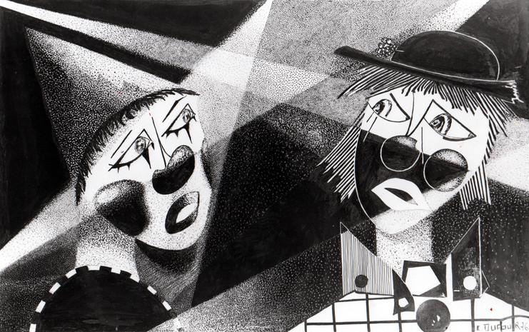 Les Clowns, 1976