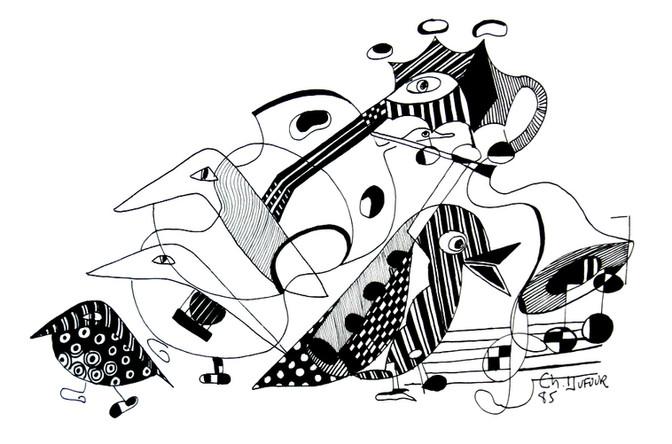Oiseaux musicaux, 1985