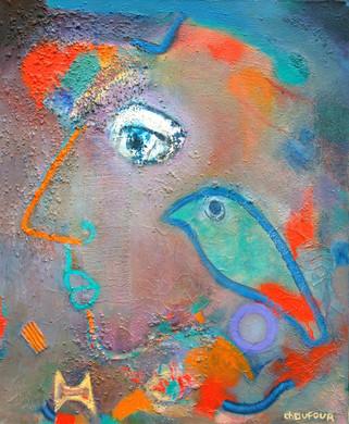 """L'Oiseau vert"", 1994"