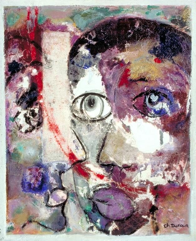 """""""Blessure"""", 1991"""