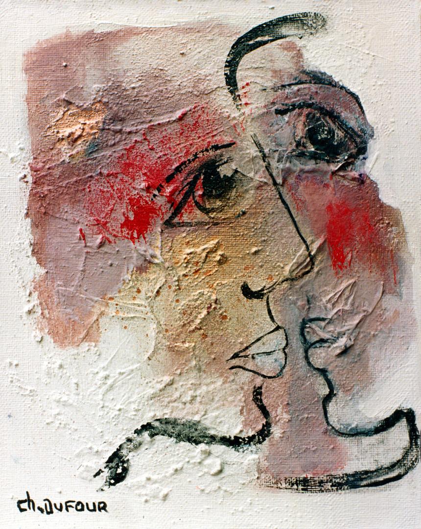 Le baiser, 1992