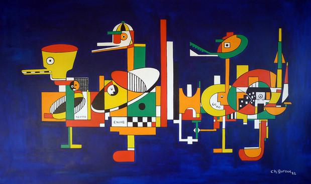 """Robotique"", 1982"