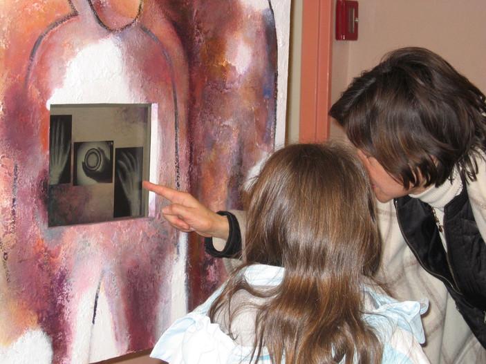 2004, exposition à Saint Gratien
