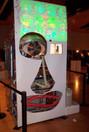 Le Visage, installation artistique,technique et multimédia réalisé en 2002-2003 sur une idée de Chantal Dufour