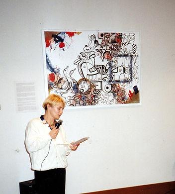 1994, Chantal Dufour, Lycée Gustave Monod (95210)