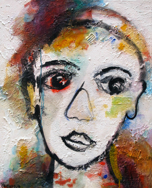 """Maquillage"", 2008"