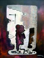 """Reminiscence 2"", 1982"