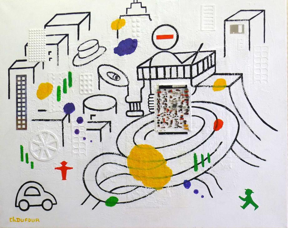 """""""Connexions urbaines"""", 2015"""
