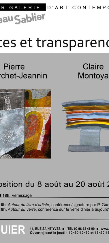Expo Pierre Guerchet-Jeannin et Claire MontoyaMontoya.jp